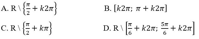 Giải sách bài tập Toán 11 | Giải sbt Toán 11 Bai Tap Trac Nghiem Trang 13 14 Sbt Dai So 11 6